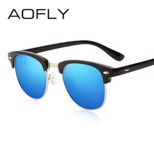 😎HOST PICK😎AOFLY Authentic Men's Sunglasses